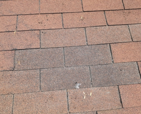 Damage Shingle Repair NJ