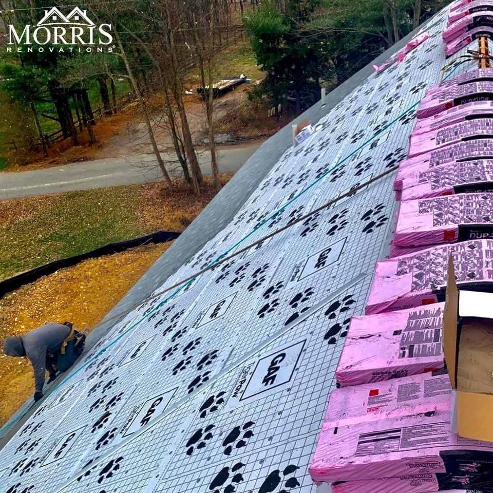 Roofing Installation NJ